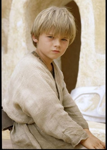 Anakin Skywalker in Star Wars Episode I: The Phantom Menace (1985)