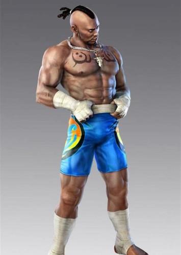 Fan Casting Hakim Alston As Bruce Irvin In Tekken On Mycast