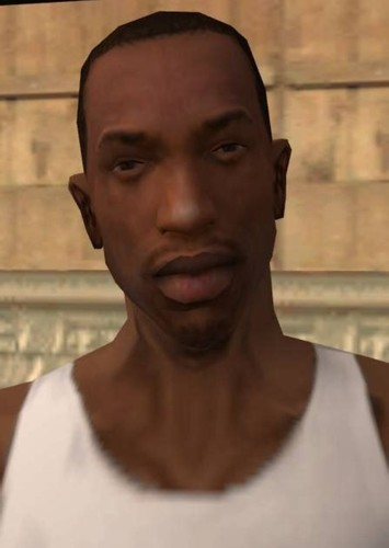 Carl Johnson in Grand Theft Auto: San Andreas