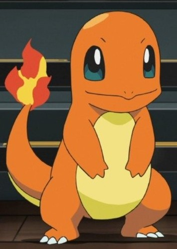 Charmander in The Smash Cast