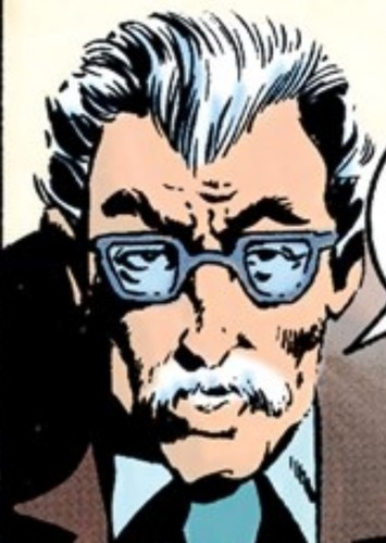 Commissioner James Gordon in Earth-43