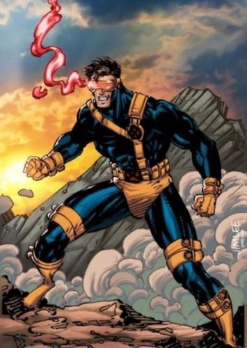 Cyclops in X men (mcu)