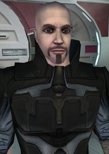 Darth Bandon in Star Wars Knights of the Old Republic