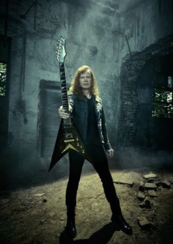 Dave Mustaine in Pantera biopic