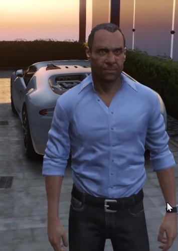 Fan Casting Michael Keaton as Devin Weston in Grand Theft