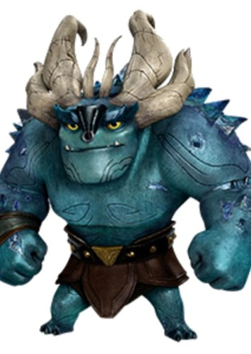 Draal in Trollhunters (Live action Season 1)