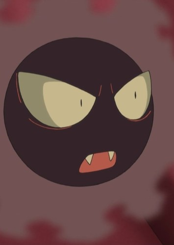 Gastly in The Smash Cast