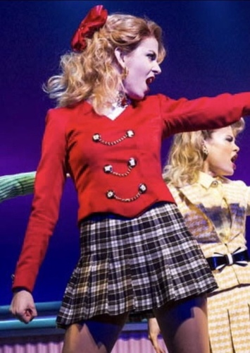 Heather Chandler in Musical Dream Casts