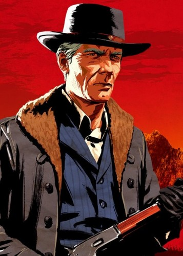 Harrison Ford as Hosea Matthews in Red Dead Redemption 2