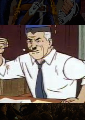 J. Jonah Jameson in Spider-Man MCU