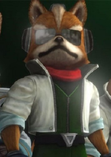 James Mccloud-star fox