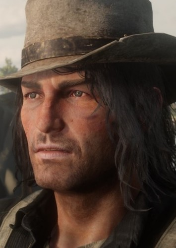 John Marston in Red Dead Redemption II
