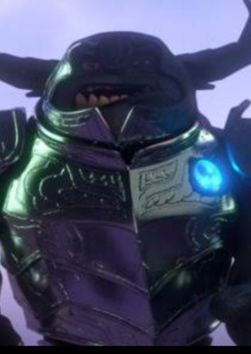 Kanjigar The Courageous in Trollhunters (Live action Season 1)