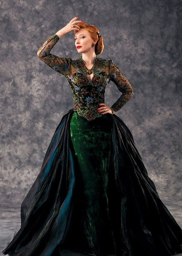 Lady Tremaine in Disney Animated Movies