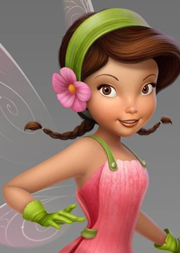 Lilac in Pixie Hollow