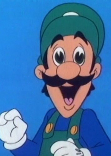 Fan Casting Charles Martinet As Luigi In The Super Mario Bros