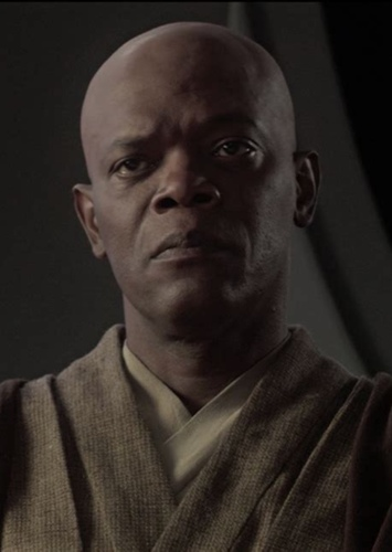 Mace Windu in Star Wars Episode I: The Phantom Menace (1985)