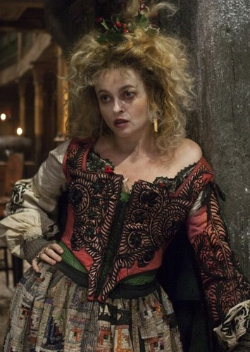 Madame Thenardier in Les Miserables 2022