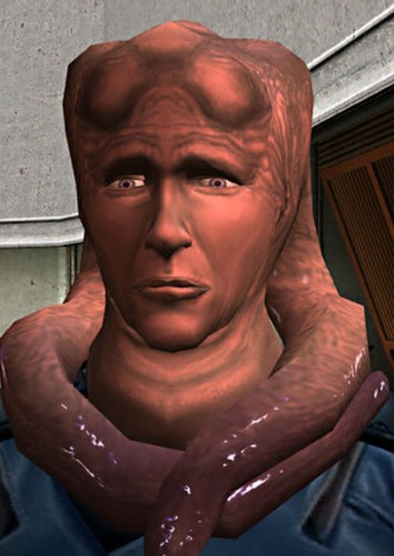 Master Zhar in Star Wars Knights of the Old Republic