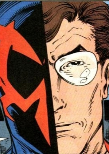 Miguel O'Hara in Spider-Man 2099