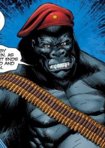 Monsieur Mallah in Titans