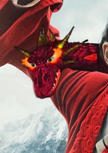 Fan Casting Dwayne Johnson As Mushu In Disney S Mulan 2020 On Mycast