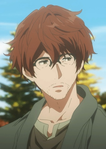 Oscar Webster in Violet Evergarden