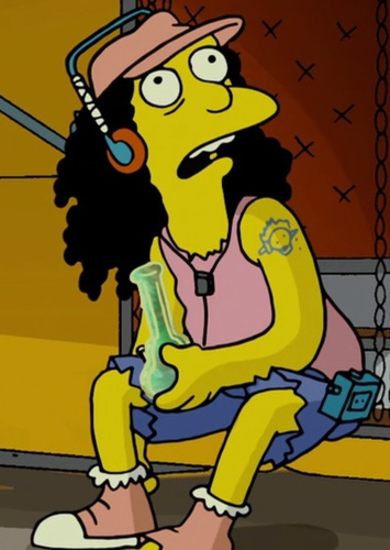 Fan Casting James Franco As Otto Foreman In The Simpsons Movie On Mycast
