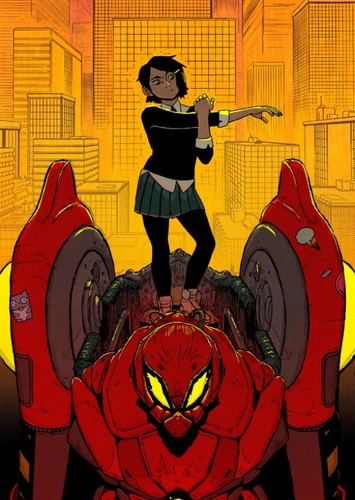 Peni Parker in Spider-Man Into The Spider-Verse
