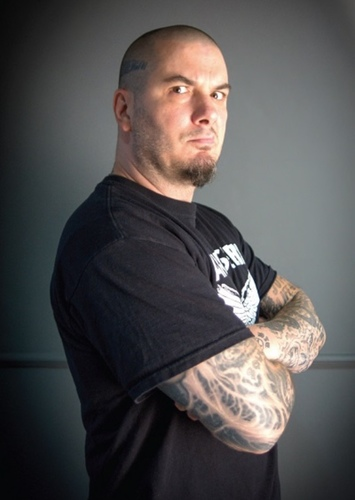 Phillip H. Anselmo in Pantera biopic