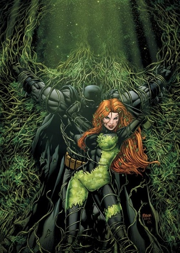 Poison Ivy in DCEU