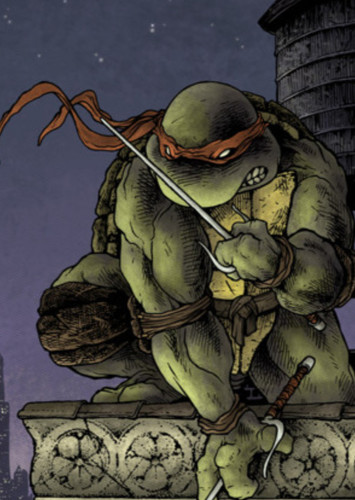 Raphael in Teenage Mutant Ninja Turtles