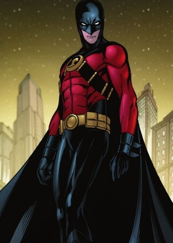 Red Robin / Tim Drake in Titans East