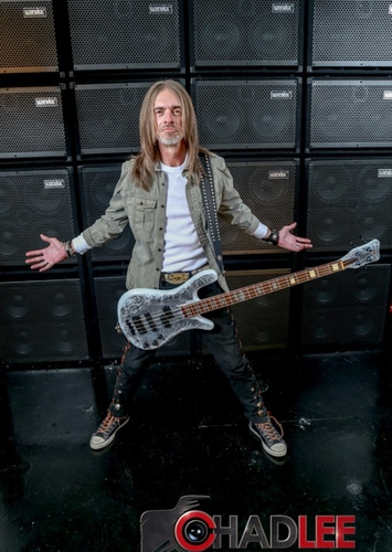 Rex Brown in Pantera biopic