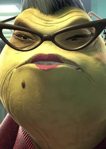 Fan Casting Katherine Helmond As Roz In Monsters Inc On Mycast