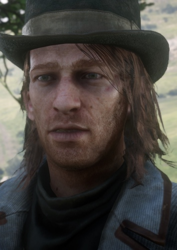Sean MacGuire in Red Dead Redemption II