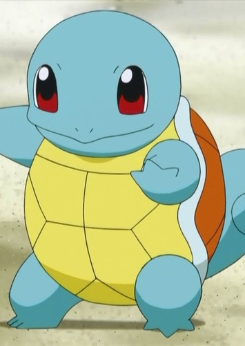Squirtle in The Smash Cast