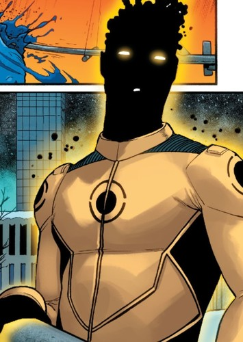 Sunspot / Roberto da Costa in Secret Defenders