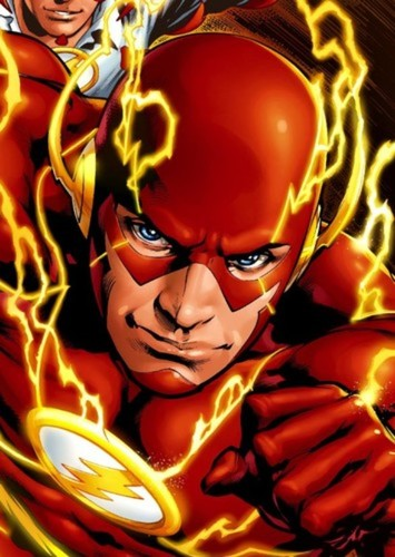 The Flash in The Flashpoint Paradox. (2022)