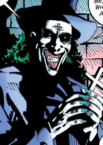 The Joker in Earth-43