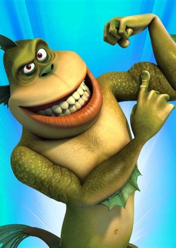 Fan Casting Will Arnett As The Missing Link In Monsters Vs Aliens Liveaction On Mycast
