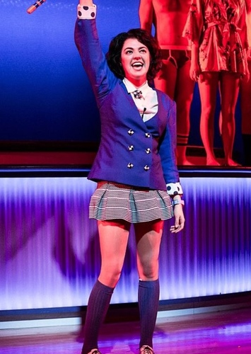 Veronica Sawyer in Musical Dream Casts