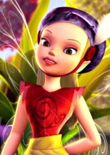 Viola in Pixie Hollow