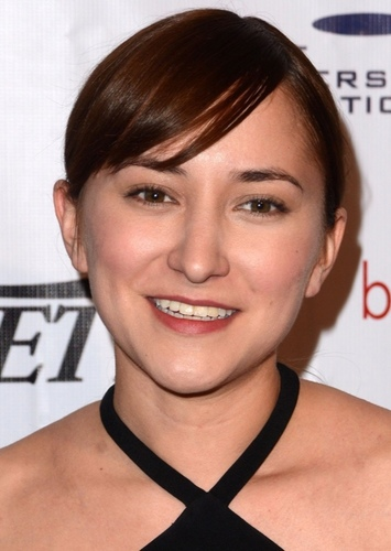 Zelda Williams in Robin Williams