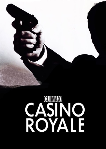 007 Casino Royale Fan Casting Poster