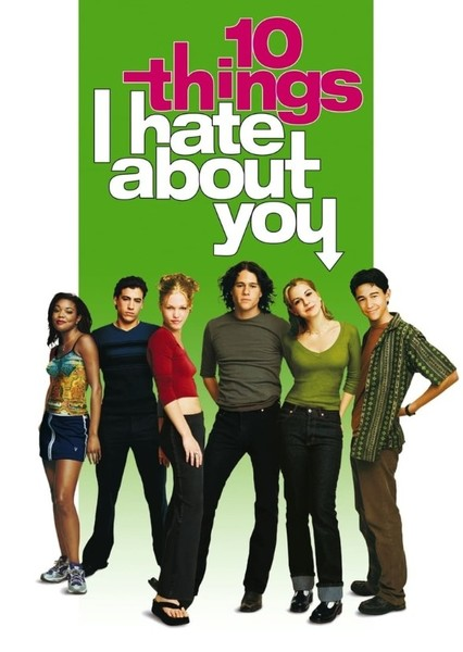 10 Things I Hate About You Fan Casting Poster