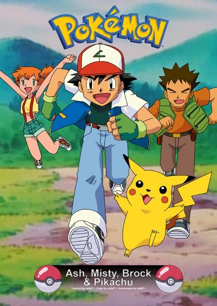 Pokemon- The Original Series: Funimation Dub