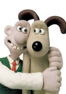 The LEGO Wallace & Gromit Movie