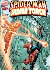 Spider-Man and the Human Torch