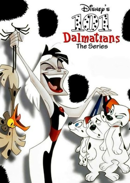 101 Dalmatians: The New Series Fan Casting Poster